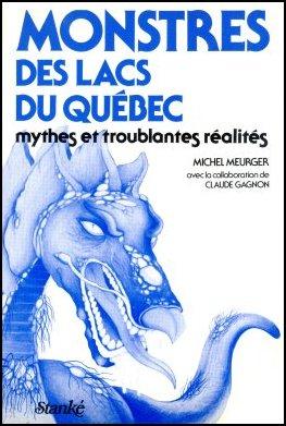 Monstres des lacs du Québec